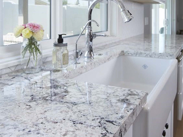 Stone kitchen countertops in Belleville