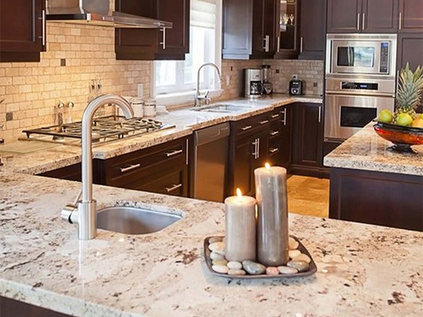 Granite kitchen countertops in Belleville ON